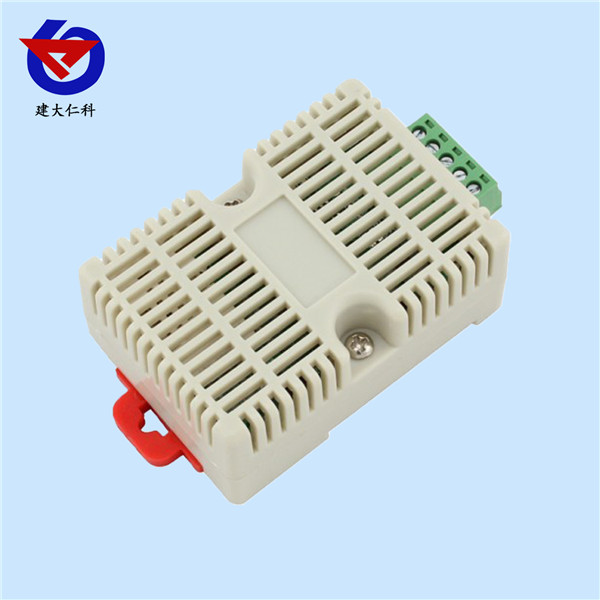 扁卡轨温湿度485型变送器