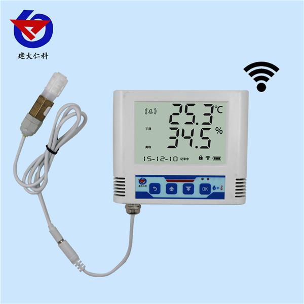 无线电温湿度变送记录仪外置