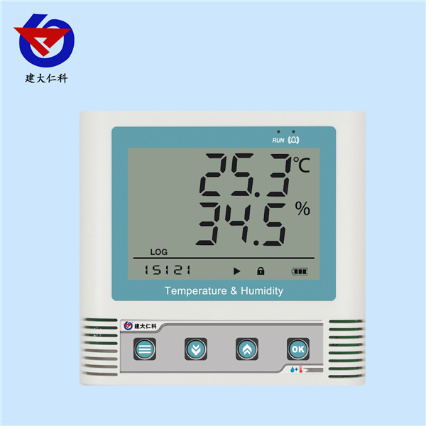 USB大屏温湿度记录仪