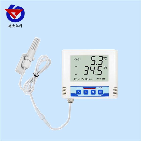 GSP低温库温湿度测点