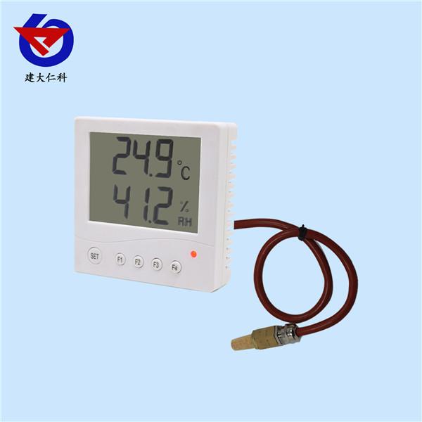 86液晶壳温湿度外置宽温防水探