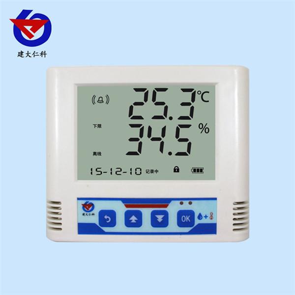 GSP常温、阴凉库温湿度测点