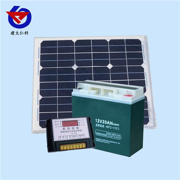 太阳能电池板套装