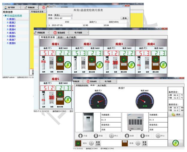 RS-RJ-CON档案馆温湿度控制